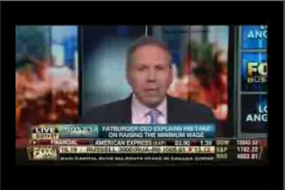 Catch My Appearance on Fox Business News with Melissa Francis