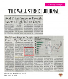 """Food Prices Surge as Drought Exacts a High Toll on Crops."" Click to read the entire article."