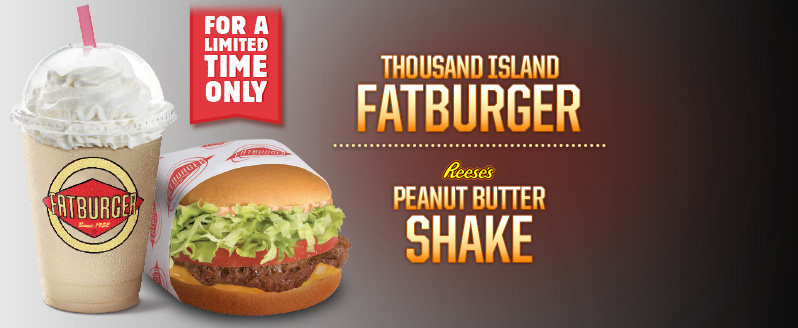 Sneak Peek at Two New Fatburger LTO's