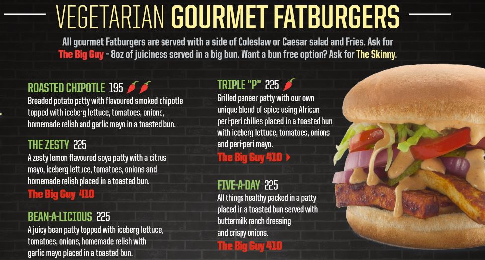 Fatburger New Menu