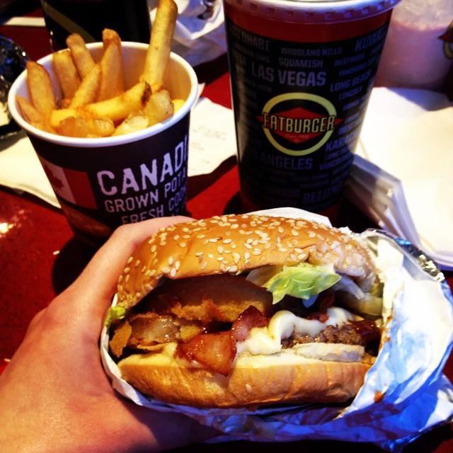 Fatburger @shelbysieppert