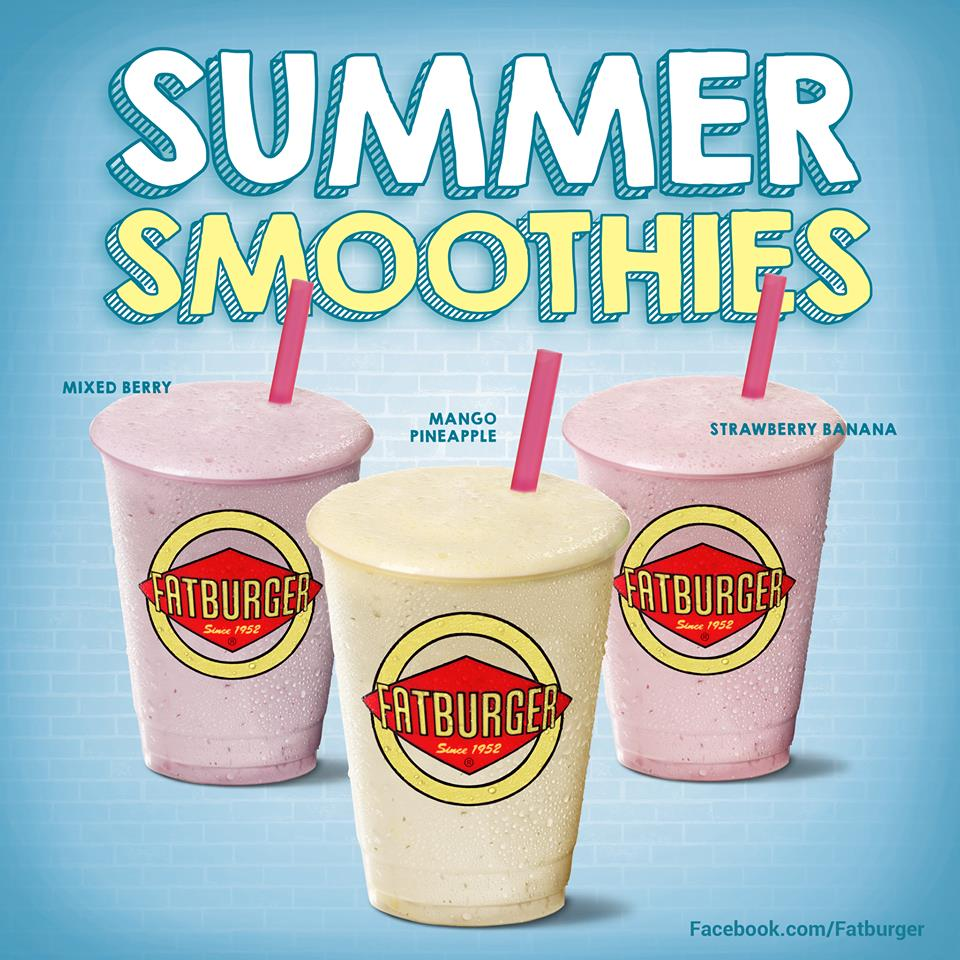 fatburger smoothie